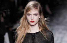 Frizure sa modnih pista za jesen/zimu 2012.-2013. - slika 7