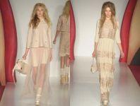 Maxi (duge)  haljine za proleće 2012. godine - slika 4