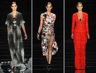 Maxi (duge)  haljine za proleće 2012. godine - slika 19