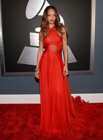 Grammy awards 2013. - najlepše haljine - slika 2