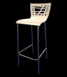 Metalne stolice - slika 4