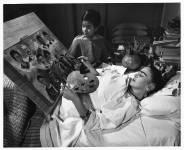 Frida Kalo bolesna slika iz kreveta