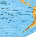 Maršuta plovidbe Kon Tokijem