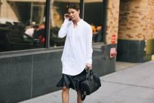 Njeno veličanstvo - bela košulja - slika 10