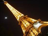 Ајфелова кула - ноћу