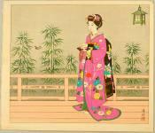 Uemura Shoen - Maiko