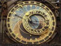 Орлој - астрономски сат у Прагу
