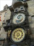 Orloj - astronomski sat u Pragu