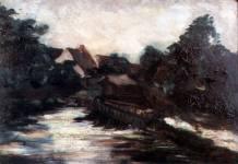 Bavarac sa šeširom (1900) - Mihnenski period