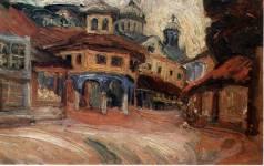 Stari šadrvan u Prizrenu (1913) - Ratni period
