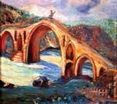 Turski most - Ratni period