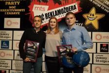 Fresh talent nagradu urucila Sonja Maric Uniqa osiguranje   u sredini