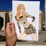 Zanimljive modne fotografije - slika 5