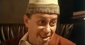 """Čkalja kao Firga u seriji """"Vruć vetar"""""""