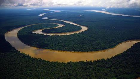 Najlepše reke sveta Amazon_m
