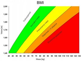 BMI - Indeks telesne mase (Body mass index), Izračunavanje bodi mas indeksa