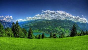 Slike prirode - Šume, planine i more - Kompilacija 1