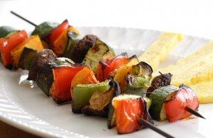 Mešano povrće na žaru