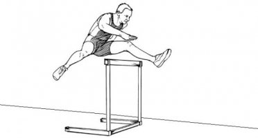 Trčanje preko prepona - трчање преко препона