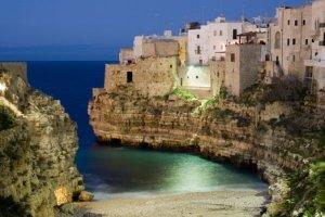 Apulja ( ital. Puglia) Italija