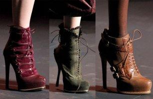Čizme za jesen/zimu 2012.-2013. godine