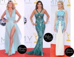 Emmy dodela nagrada - Najlepše haljine 2012