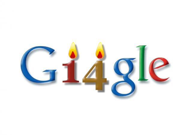 google rođendan 14. rođendan Google a | cooliranje.com google rođendan