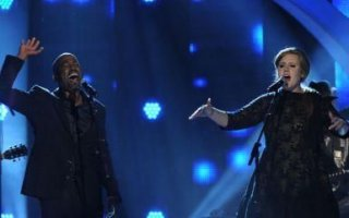 "Adele feat. Darius Rucker ""I Need You Now "" ( Lady Antebellum Cover )"