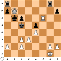 Jose Raul Capablanca vs Herman Steiner 1-0