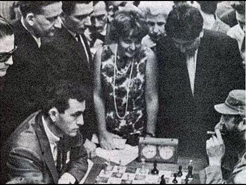 Šahovske partije poznatih ličnosti