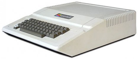 Apple (Epl) kroz istoriju - Apple II - 1977