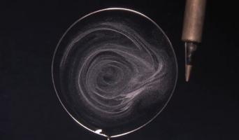 Voda u svemiru