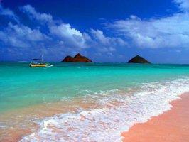 Najlepše plaže na svetu - 7. mesto - Lanikai plaža, Havaji