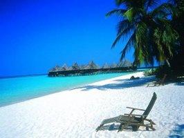 Najlepše plaže na svetu - 2. mesto - Maldivi