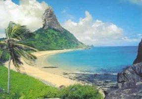 Najlepše plaže na svetu - 1. mesto - Fernando de Noronha, Pernambuko, Brazil