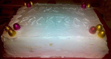Voćna torta za Uskrs