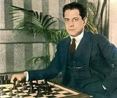 Hose Raul Kapablanka (José Raúl Capablanca)