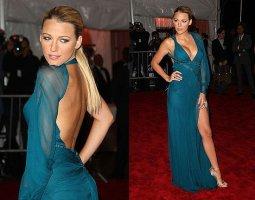 Blake Lively - modna ikona