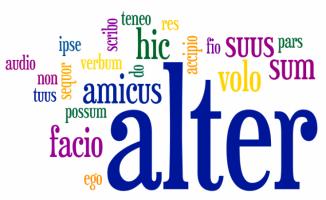 Latinske poslovice - O rečima