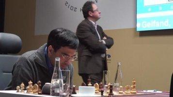 Anand - Gelfand - meč za titulu svetskog šampiona