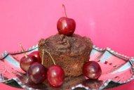 Mafini sa višnjama i čokoladom