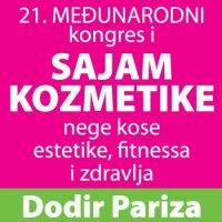 21. međunarodni kongres i sajam kozmetike
