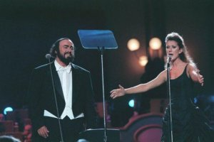 Celine Dion & Luciano Pavarotti - I Hate Then I Love You