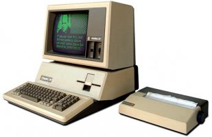 Apple (Epl) kroz istoriju - Apple III - 1980