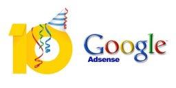 10 godina Google AdSense