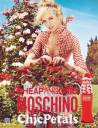 Cheap & Chic Chic Petals Moschino