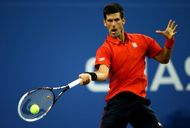 Novak Đoković u polufinalu US Opena 2013