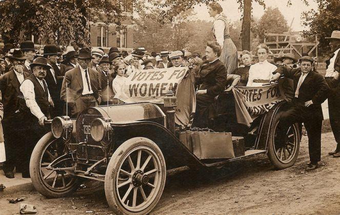 Prva država na svetu u kojoj su žene dobile pravo glasa