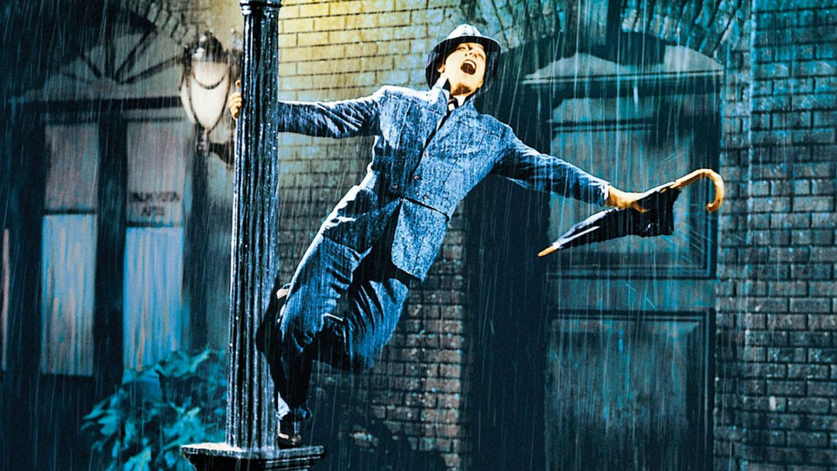 """Singin' in the Rain"" (Title Song) 1952 - Gene Kelly"