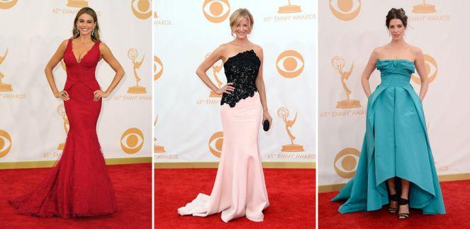 Emmy dodela nagrada - najlepše haljine 2013.